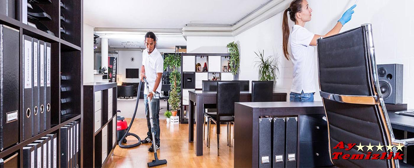 İzmir'de Ofis İşyeri Temizlik Hizmeti